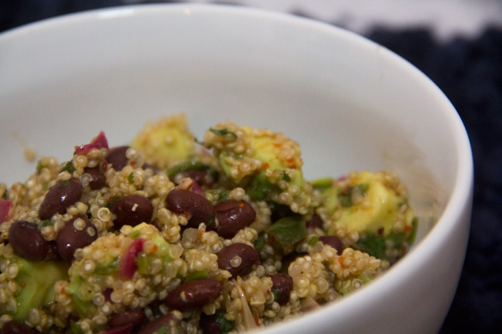 Quinoa-Close