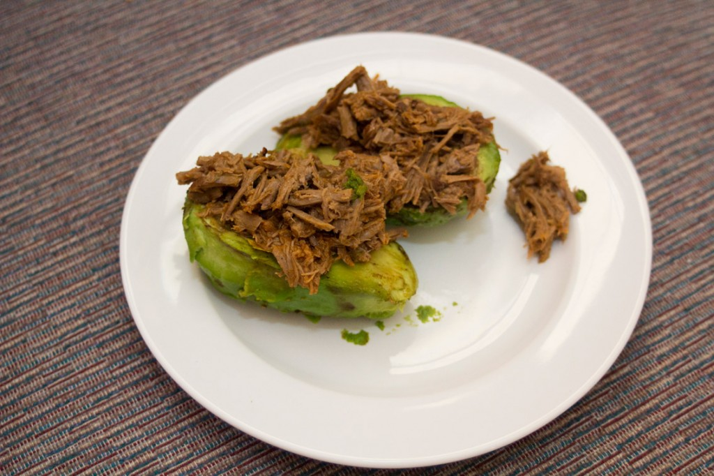 Stuffed-Avocados
