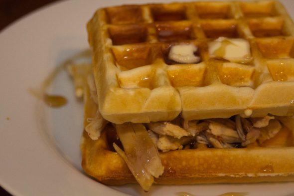 Chicken-N-Waffle