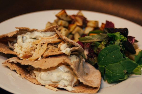 Greek-Chicken-Pita-5