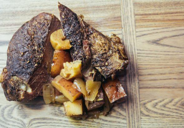 PotRoast & Potatoes